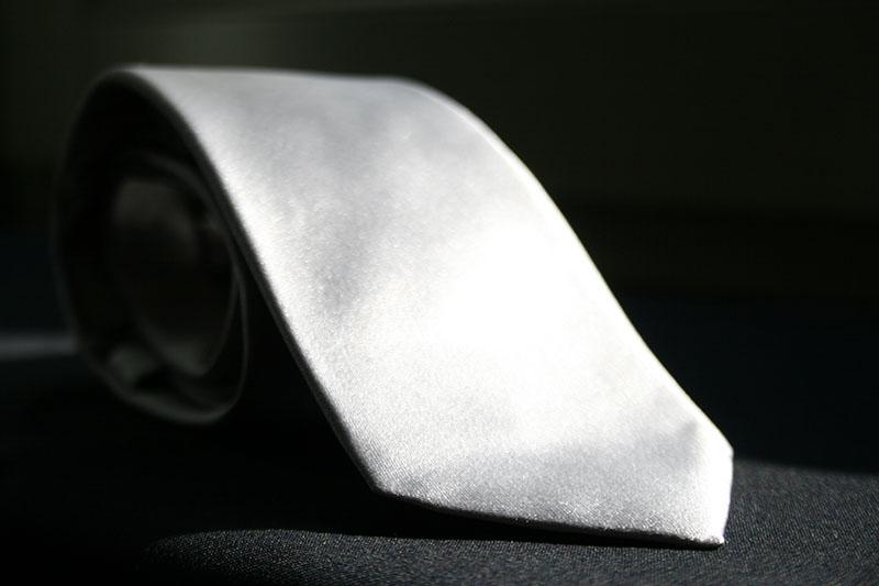 cravatta da cerimonia