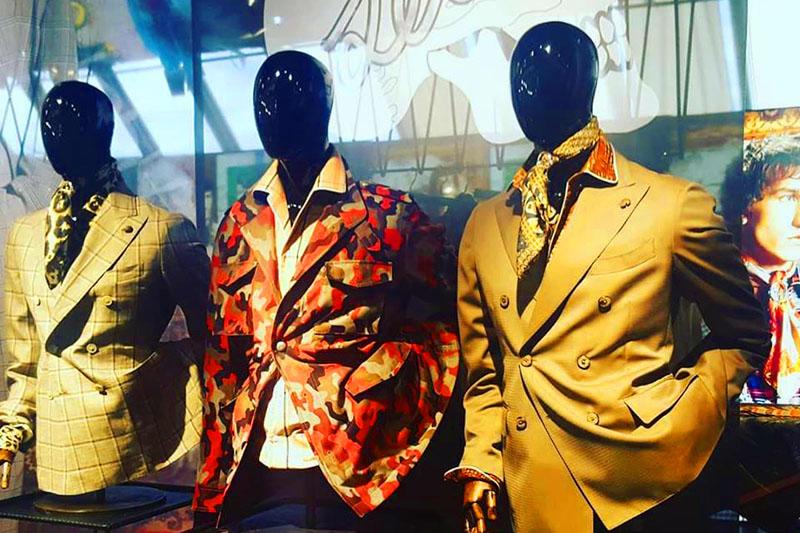 Moda uomo: trend positivo nel 2017
