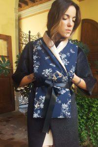 kimono uno socks