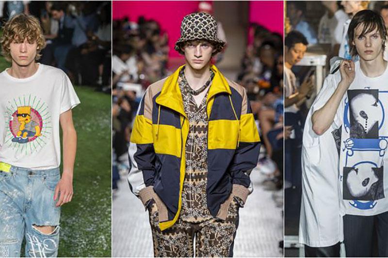 Streetwear: moda e sport sulle passerelle PE 19